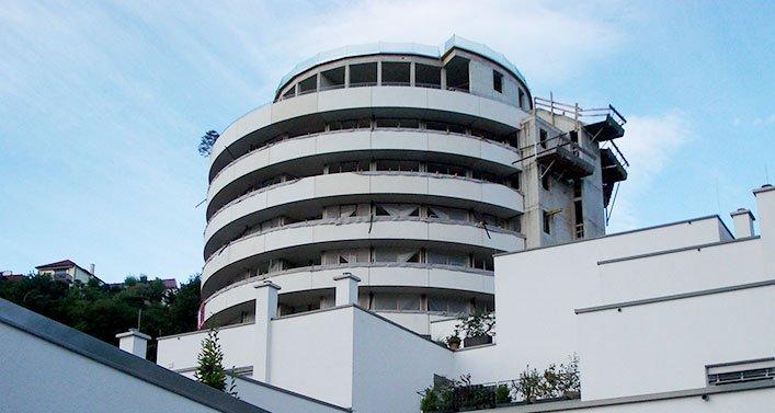 Punkthaus-Krems